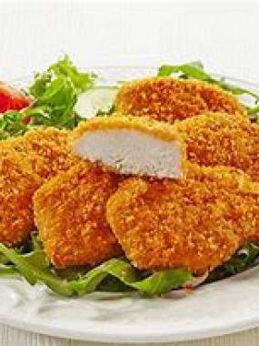 Filet de poulet schnitzel