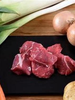 bœuf bourguignon, carbonade (non gélatineux)